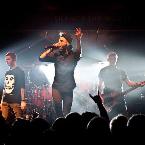 Концерт группы Adept в Минске