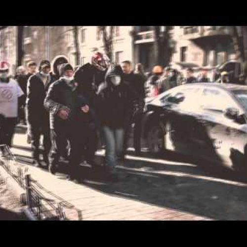 Группа Crowblack выпустила клип о событиях в Украине