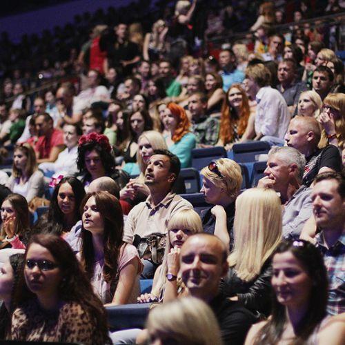 Лана Дел Рэй в Минске: сеанс массового гипноза