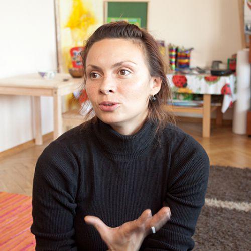 Анастасия Шпаковская: «Мне сложно сидеть на одном месте»