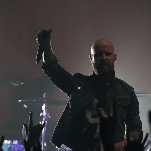 Концерт группы Red в Минске