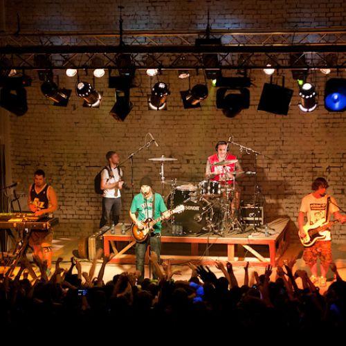 Концерт Noize MC в клубе Re:Public