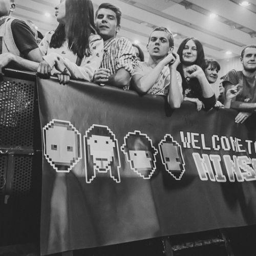 Концерт группы Limp Bizkit в Минске