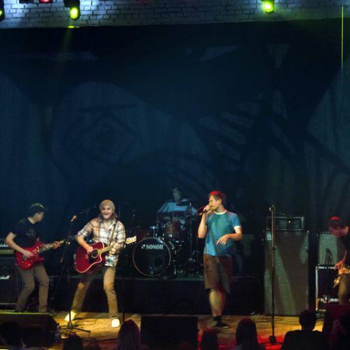 Концерт «Петля Пристрастия», Akute, Yellow Brick Road, Дима Ску и Ко
