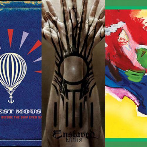 Выбор редакции: Modest Mouse, Enslaved, Shape of Despair, Choir Of Young Believers, Trent Reznor