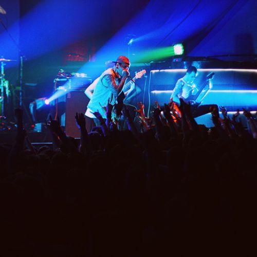 Концерт групп Emmure и Chelsea Grin в Минске
