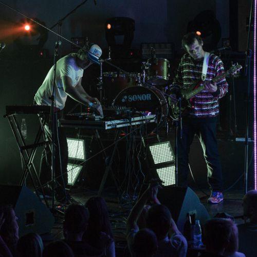 «Электронные забавы»: «От начала до конца на одной хорошей электронной волне»