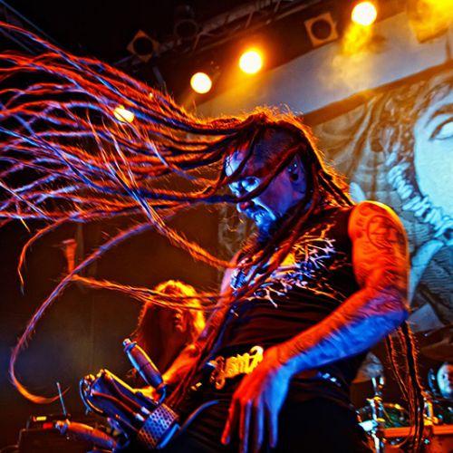 Концерт группы Amorphis в Минске