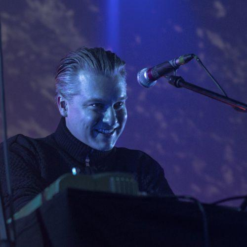 Концерт группы Blue Foundation в Минске