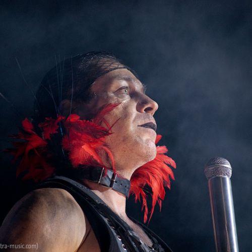 Концерт Rammstein в Минске
