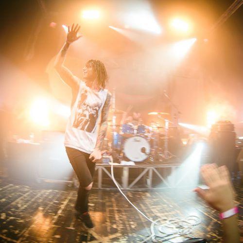 Концерт группы Blessthefall в Минске