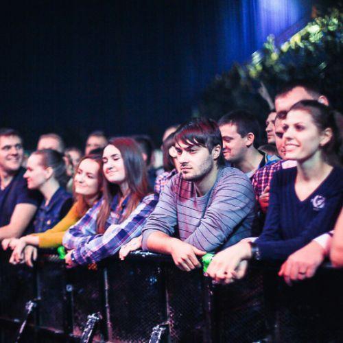 Концерт группы «Ленинград» в Минске