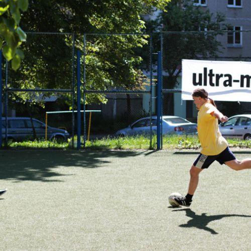 Футбол Ultra-Music. Весна 2012