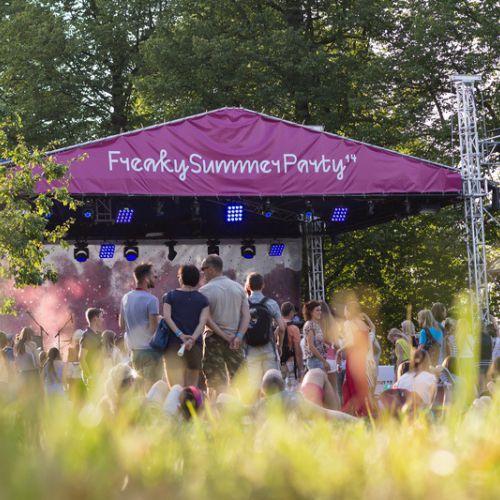 Freaky Summer Party: «Мы движемся к культуре красиво проводить время»