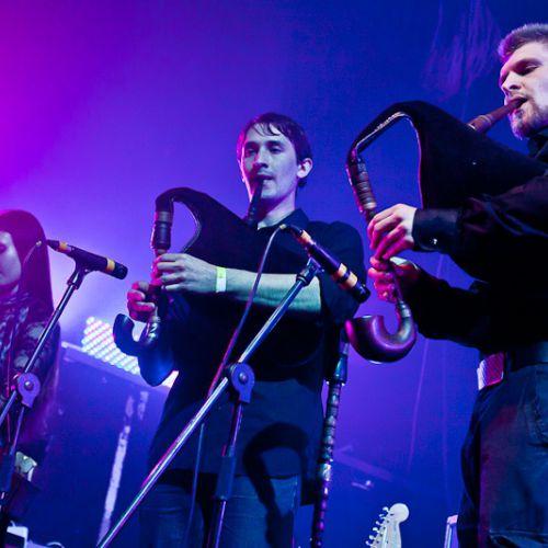 Концерт группы Spiritual Front в Минске