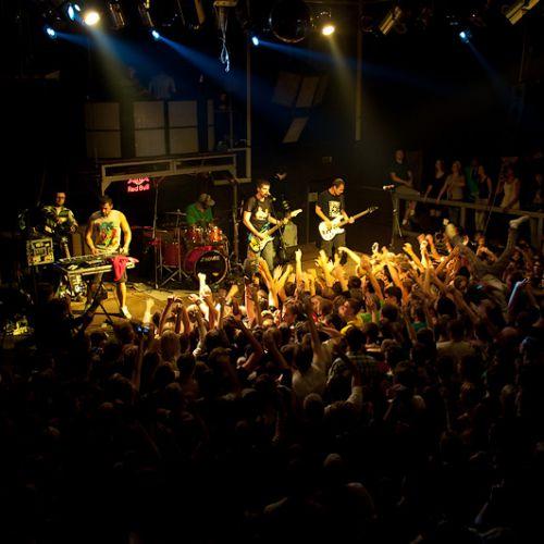 Noize MC с «Последним альбомом» в Минске