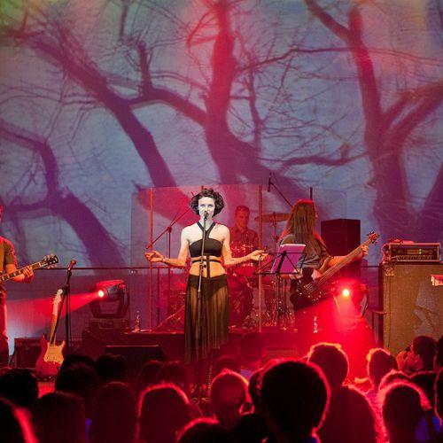 Группа Naka даст «мистический концерт» в двух действиях