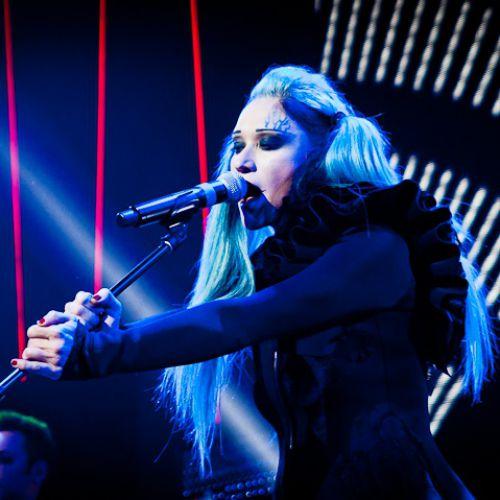 Концерт Линды в Минске