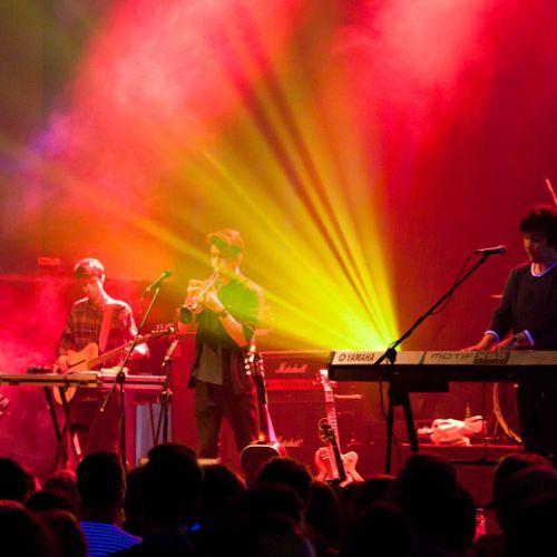 Концерт группы The Retuses в Минске