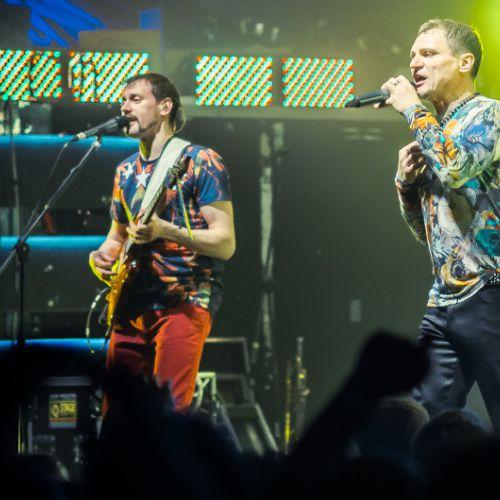 Концерт группы «Воплі Відоплясова» в Минске