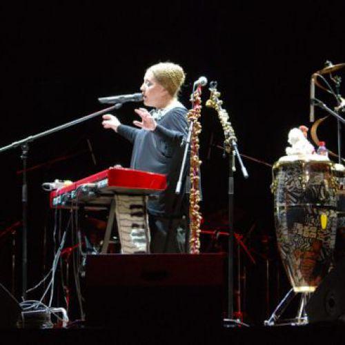 Концерт Нино Катамадзе в минском Дворце Республики