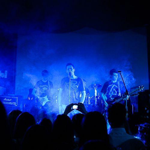 Концерт группы Nuteki в Минске