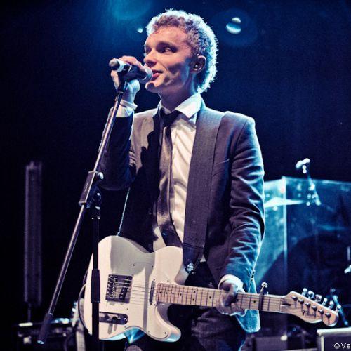 Концерт группы Hurts в Минске