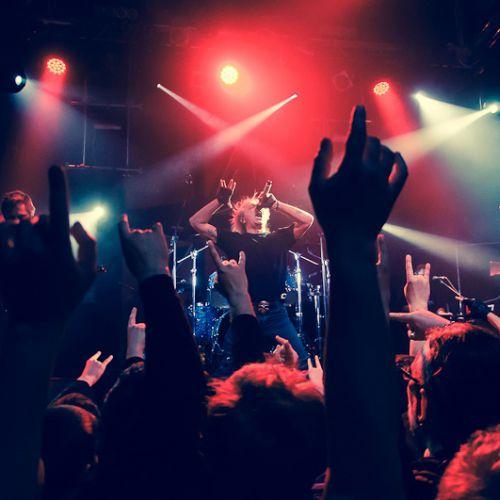 Концерт группы «Алиса» в Минске