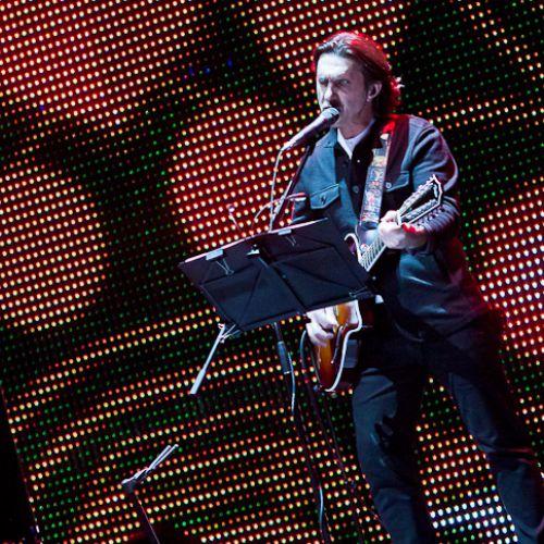 Концерт группы Nautilus Pompilius в Минске