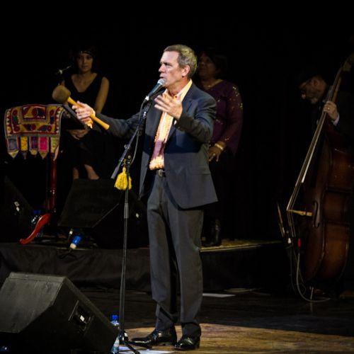 Концерт Хью Лори в Минске