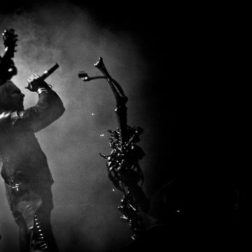 Концерт Cradle of Filth в Минске