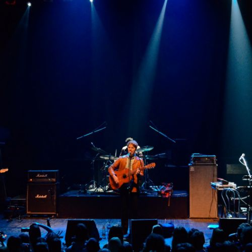 Концерт группы Brazzaville в Минске