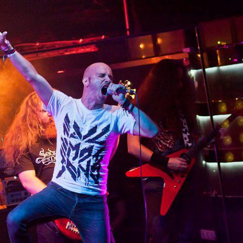 Концерт группы Dark Tranquillity в Минске