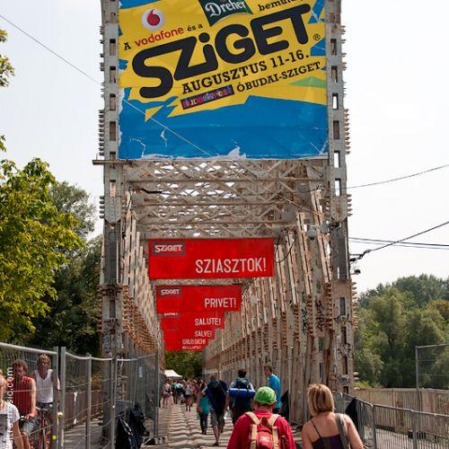 Sziget 2010: часть 2