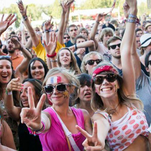 Развлечения, которые ждут посетителей Sziget в 2014 году
