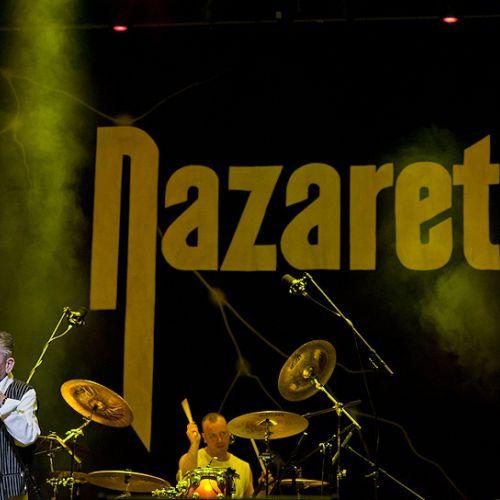 Концерт группы Nazareth в Минске