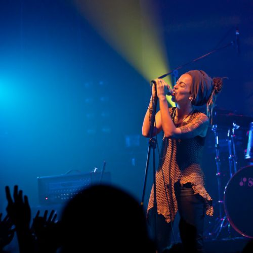 Концерт группы Alai Oli в Минске