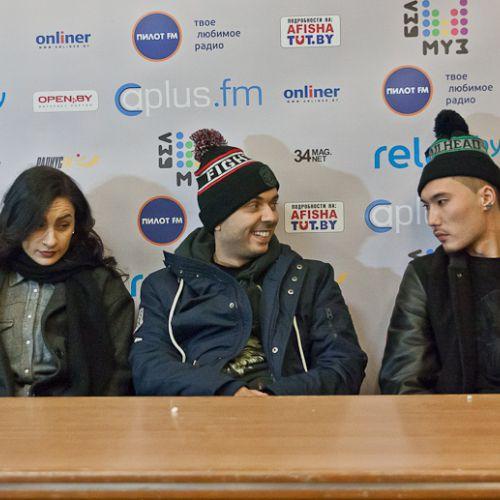 Рэп-фестиваль «Gazgolder тур» в Минске