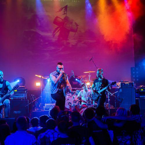 Концерт группы Betraying The Martyrs в Минске