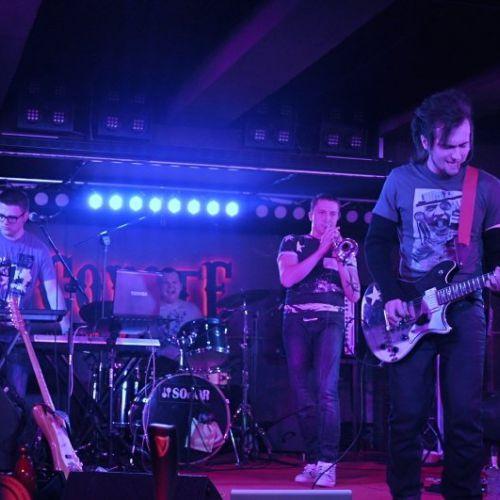 Концерт группы DALI в клубе «Койот»