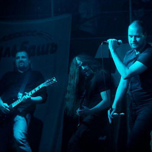 Группа Saturnus на фестивале «ЗаDOOMенны GOTHIC»