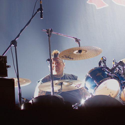 Концерт группы Ill Niño в Минске