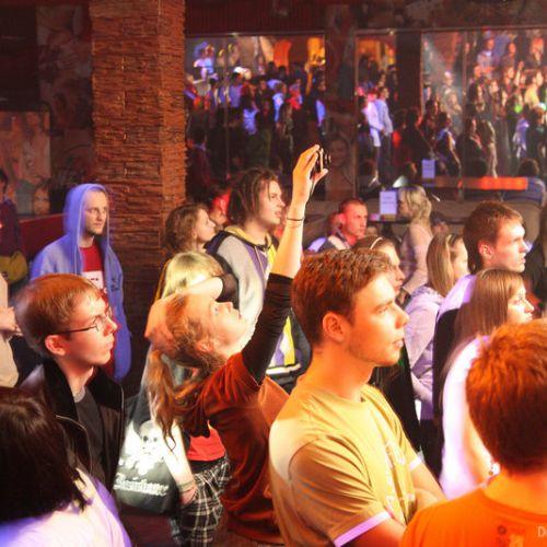 Фестиваль реггей и хип-хоп музыки в Минске