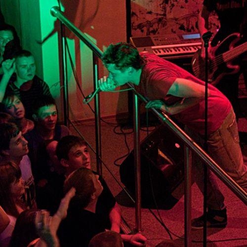 Концерт Vinsent в клубе «Гудвин»