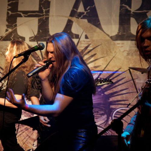 Концерт группы CATHARSIS в Минске
