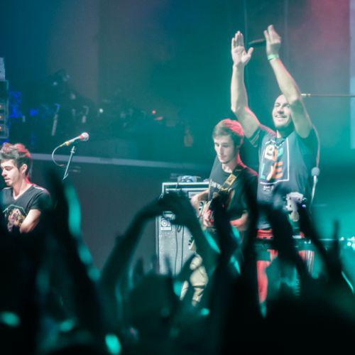 Концерт группы «Без билета»