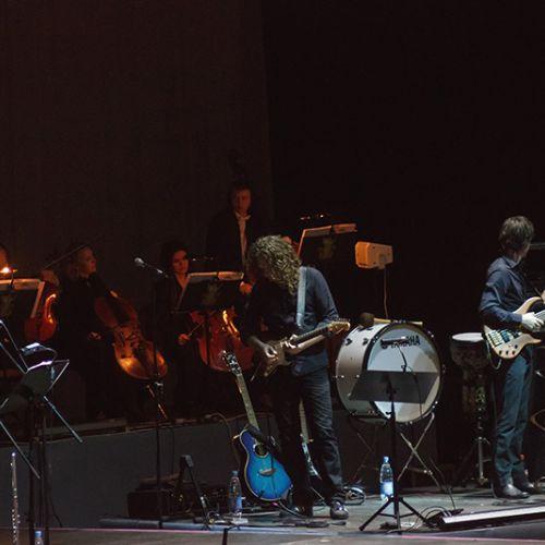 Концерт Ванессы-Мэй в Минске