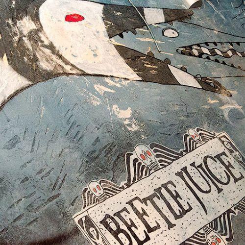 Beetlejuice: духи минского арт-кафе