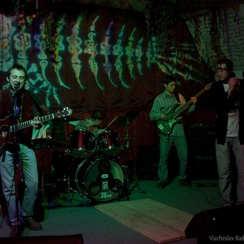 Концерт Silicon в Jolly Roger Cafe