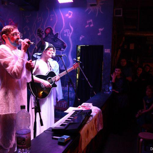 Концерт «Кассиопеи» 11 марта в «Граффити»